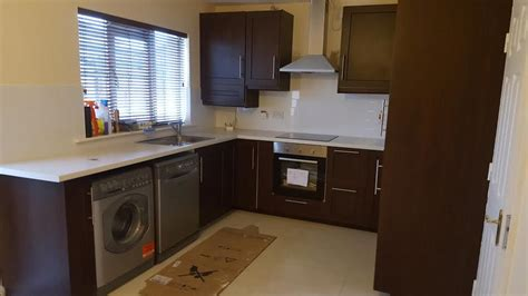 modern fitted kitchens new fitted kitchen tyrellstown dublin fitted kitchen