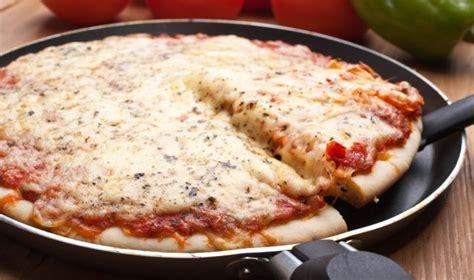 membuat pancake tanpa teflon resep pizza teflon yang praktis tanpa perlu oven masih baru