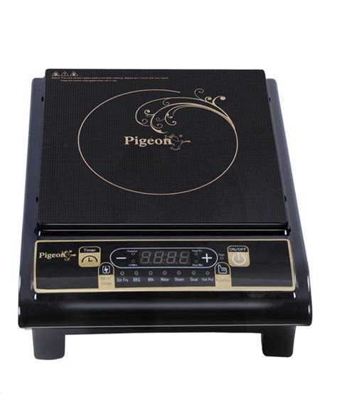 pigeon mini induction stove pigeon rapido dx induction cooker price in india buy pigeon rapido dx induction cooker