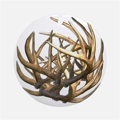 deer antler ornaments shed antlers ornaments 1000s of shed antlers ornament