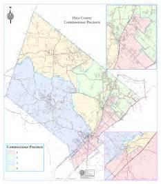hays county map precinct maps hays county