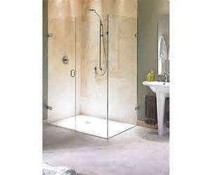 biarritz frameless corner shower enclosure majestic