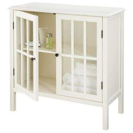 target 2 door accent cabinet 17 best images about neil s bathroom on
