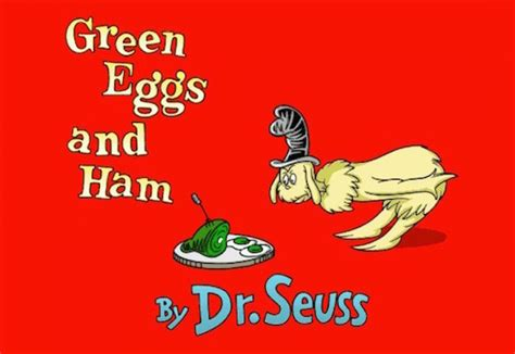 The Living Room Green Eggs And Ham Netflix And Warners Will Serve Up Green Eggs And Ham