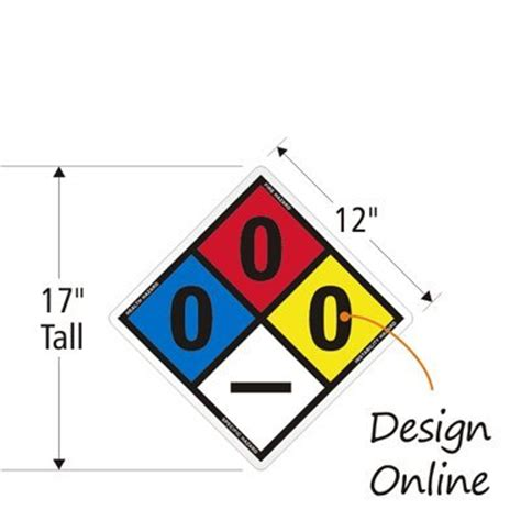 printable nfpa labels nfpa label template clipart best
