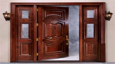 house door design indian style youtube