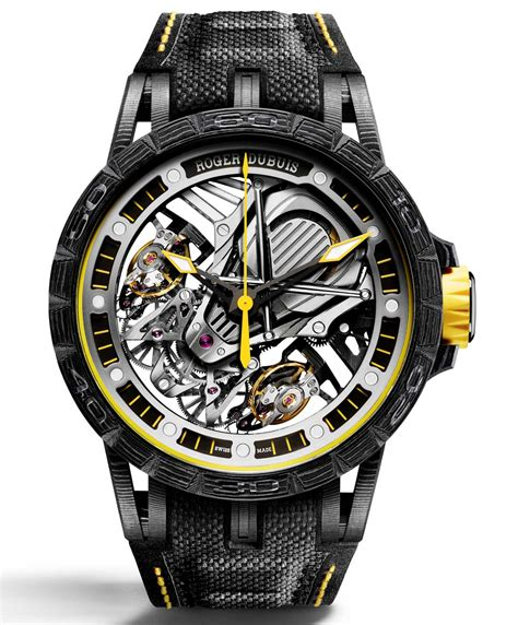 Lamborghini Watch by Roger Dubuis Becomes Official Partner Of Lamborghini