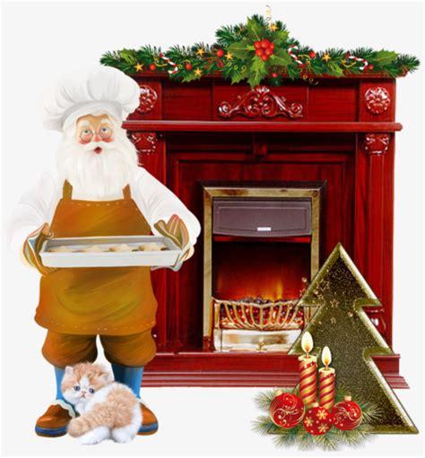 chimenea santa claus decoracion de navidad chimenea santa claus decoracion de