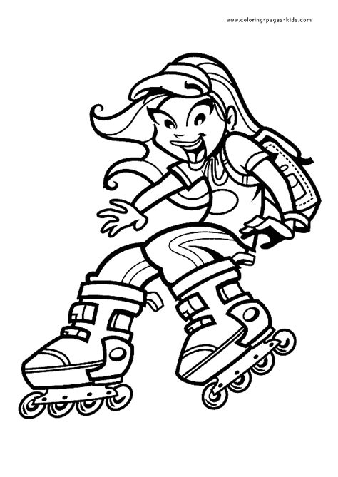 free coloring pages of sports 11844 bestofcoloring com