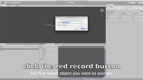 unity tutorial license unity tutorial animation tutorial for beginners easy