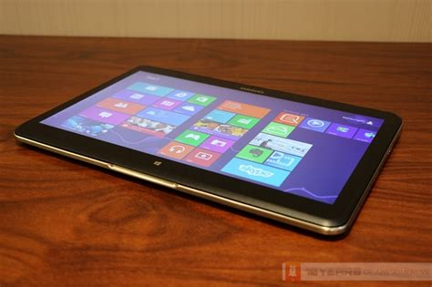 Tablet Samsung Ativ Q on samsung ativ q hybrid tablet windows 8 and android in a single device lowyat net