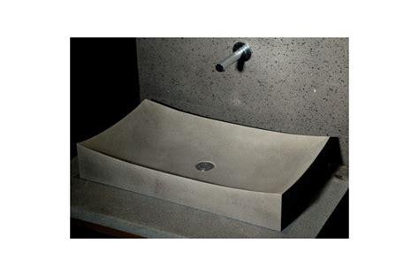 Grande Vasque à Poser 1448 by 70x40 Grande Vasque Salle De Bain Basalte Gris Toji