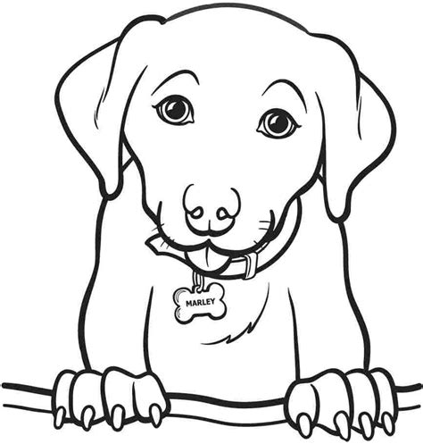 print out coloring pages of puppies 52 best printable dog coloring pages gianfreda net
