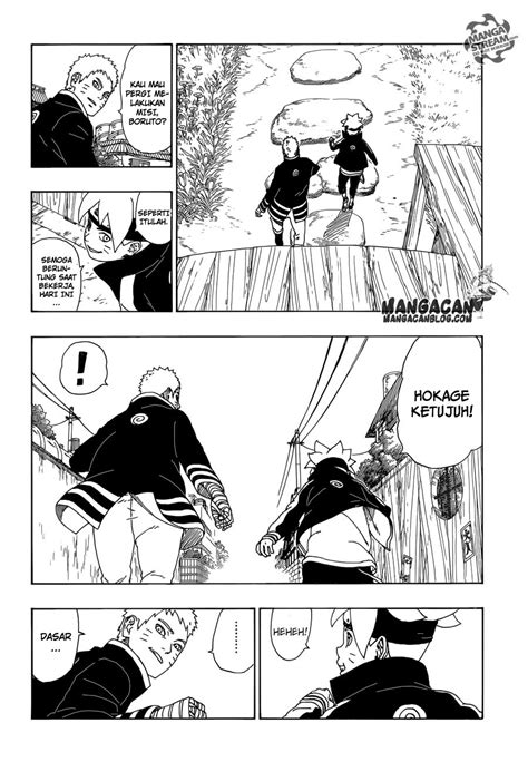 boruto naruto  generation chapter  bahasa indonesia