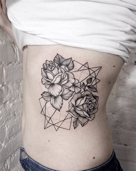 tattoo geometric rose 40 breathtaking rose tattoo designs amazing tattoo ideas