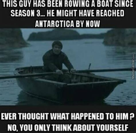 row row your boat carl row row row your boat by clydeunforgiven meme center