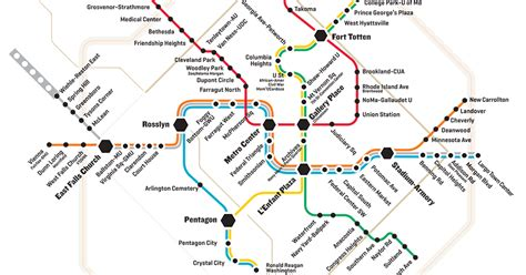 public transportation guide  dc washingtonian dc