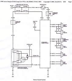 acura car manuals wiring diagrams pdf fault codes