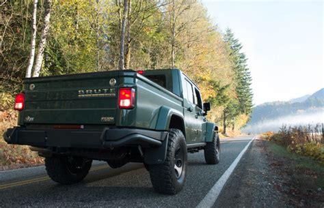 jeep brute filson brute al beauty the aev brute filson edition jk forum