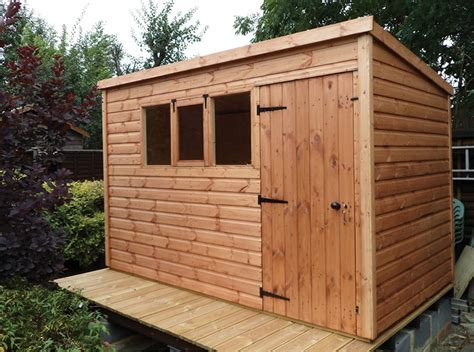 Shed Pent by Pent Shed Supplying Sheds Garden Buildings To