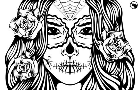 cute skull coloring pages gallery cute sugar skull coloring
