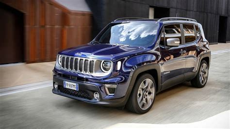 2019 Jeep Renegade by 2019 Jeep Renegade Going On Sale In Europe In September