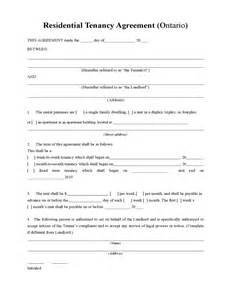 Free Tenancy Agreement Template Download residential tenancy agreement free download