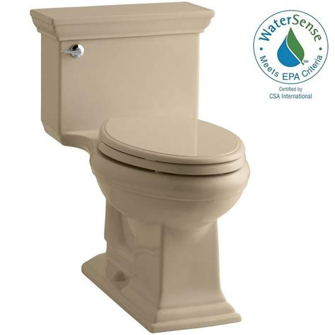 kohler bancroft 2 1 28 gpf single flush elongated