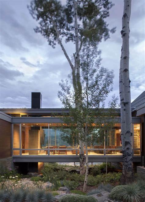 bridge house  ccy architects archiscene  daily