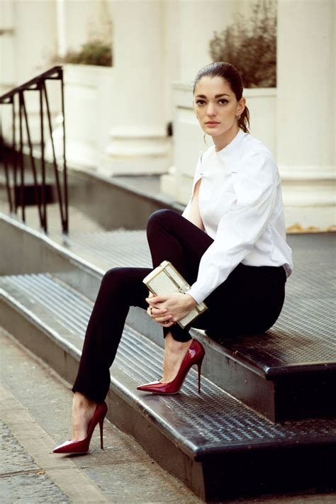 office looks black trousers styles for 2018