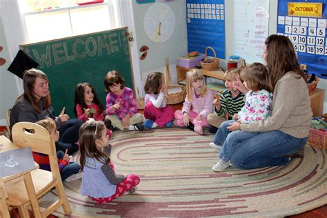 for kindergarten preschool mountain road school