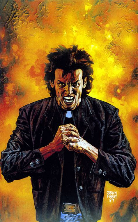 Preacher Book Three Collected Dc Custer Character Comic Vine