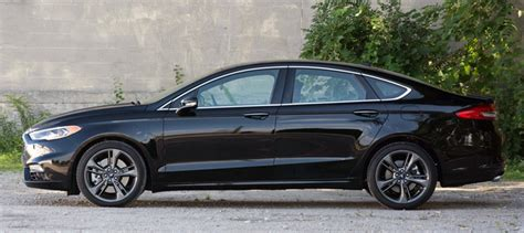 2014 ford fusion sport return of the real sho 2017 ford fusion sport