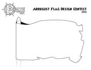 design a flag template arrrgust pirate101 free