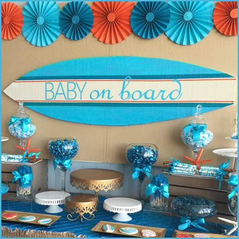 Themes For Baby Boy Shower by 100 Baby Shower Themes For Boys For 2018 Shutterfly