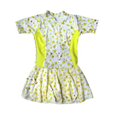 Baju Anak Donita Bunga Size 11 jual rainy collections baju renang anak perempuan bunga matahari 6 11 tahun harga