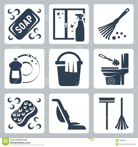 convertir imagenes jpg a svg iconos de la limpieza del vector fijados imagenes de