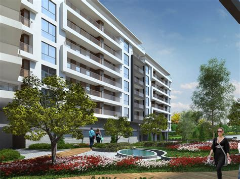 Central Garden Apartments by Central Garden Dom Balkans