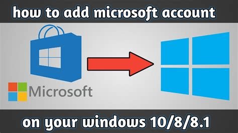 windows 10 tutorial in urdu how to add microsoft account in windows 10 8 8 1 urdu