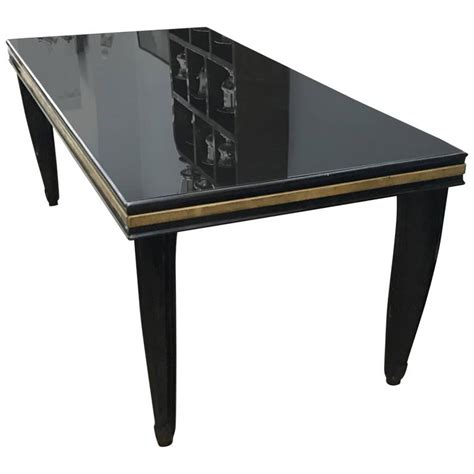 1930 Dining Table Italian Deco Dining Table Circa 1930 For Sale At 1stdibs