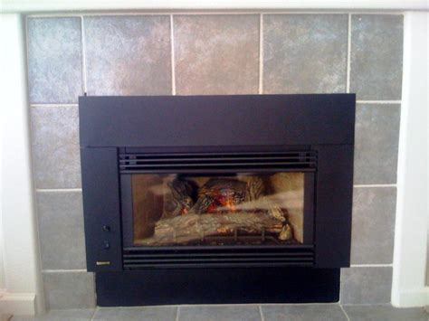 gas fireplace insert with blower home fireplaces