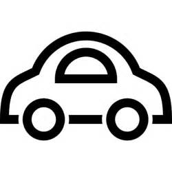 car outline car outline icons free