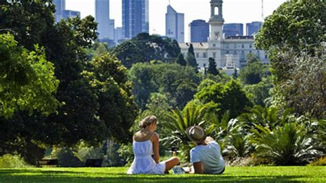 Royal Melbourne Botanical Gardens Royal Botanical Gardens Melbourne Ahoy
