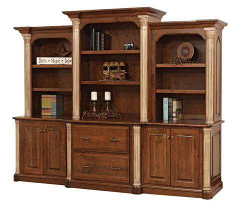 Modern Walnut Cabinets jefferson office storage wall unit with optional three