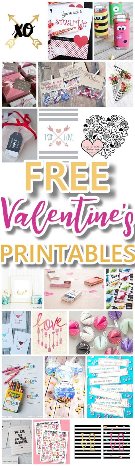 gift cards printable lights decoration the best valentine s day free printables classmate