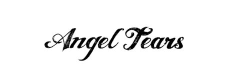 tattoo font angel tears 21 best tattoo fonts for body art
