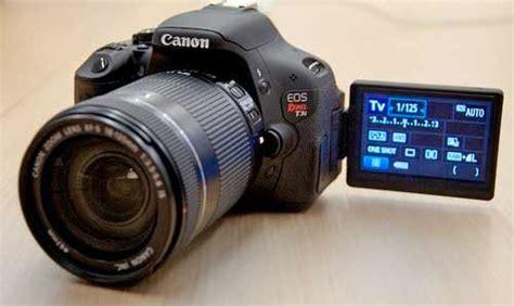 Lensa Kamera Canon Murah kamera dslr layar putar canggih murah handal juni 2018