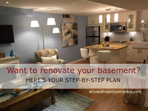 how to renovate a basement basement renovation tips before your start your basement