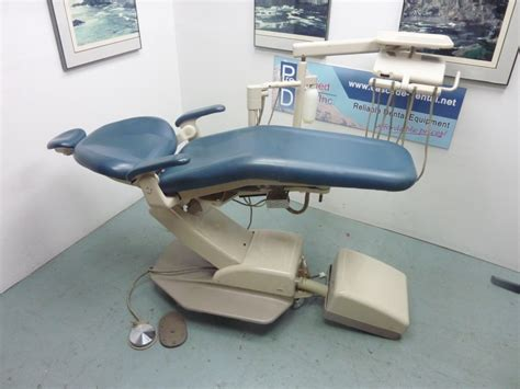 Adec Dental Chairs by Adec 1021 Dental Patient Chair Pre Owned Dental Inc