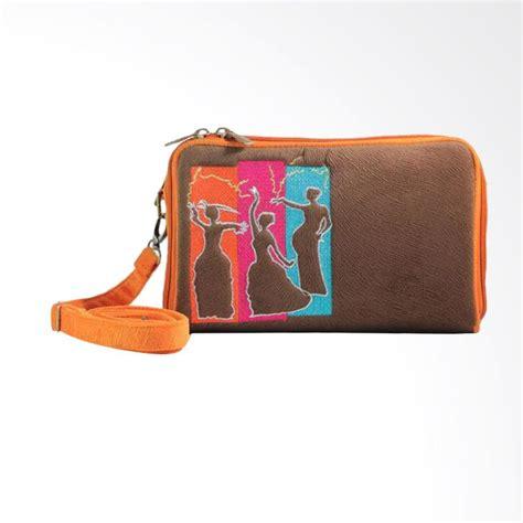 Tas Dompet Selempang Wanita Bag Trojika Hpo 8 Coklat Autum jual trojika hpo donnadanza gadget tas selempang wanita harga kualitas terjamin